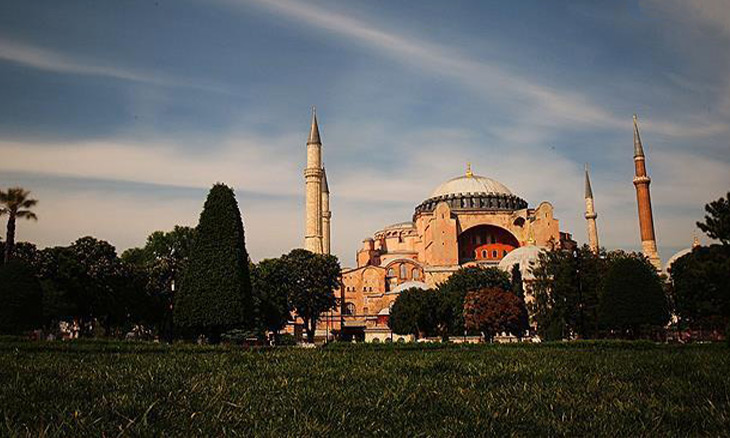 Turkish court hears case on turning Hagia Sophia into a mosque, verdict to be announced in 15 days