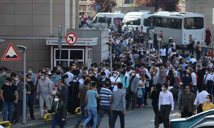 Turkish COVID-19 committee member warns of second peak if measures are not followed