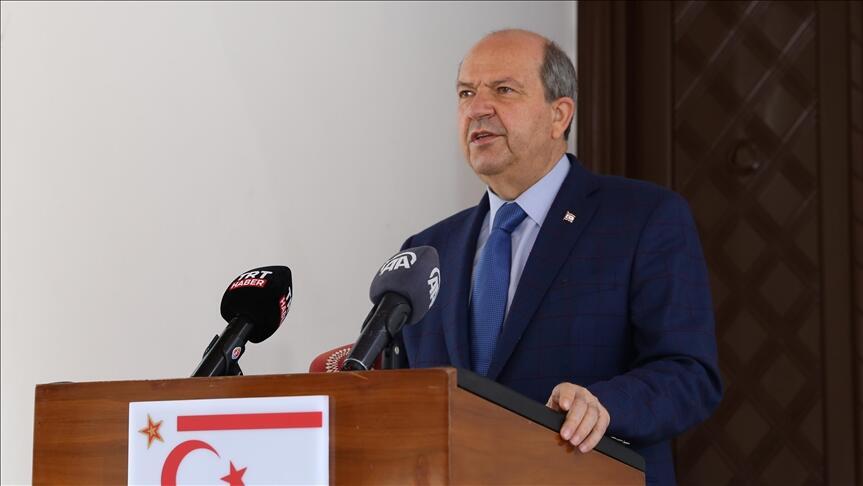Turkish Cypriot leader, UN official meet