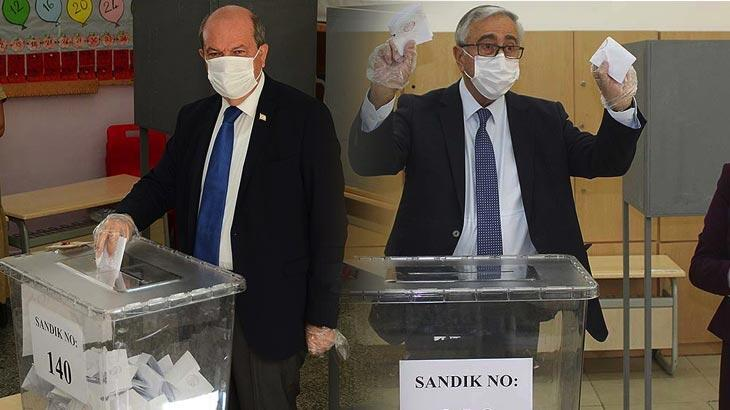 Turkish Cypriots to determine leader in neck-and-neck election