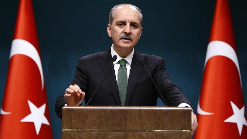 Turkish deputy PM Kurtulmus: Al-Bab model can be used in Raqqah