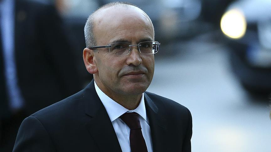 Turkish deputy PM Simsek in Moscow for trade talks