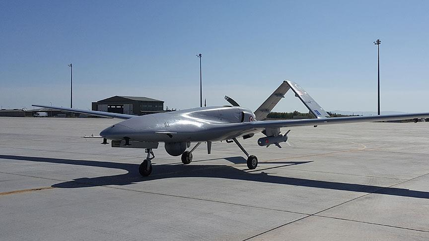 Turkish drones kill 4 PKK terrorists