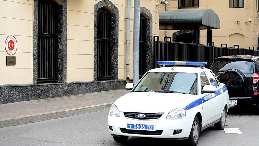 Turkish Embassy in Moscow receives white powder envelope: Report