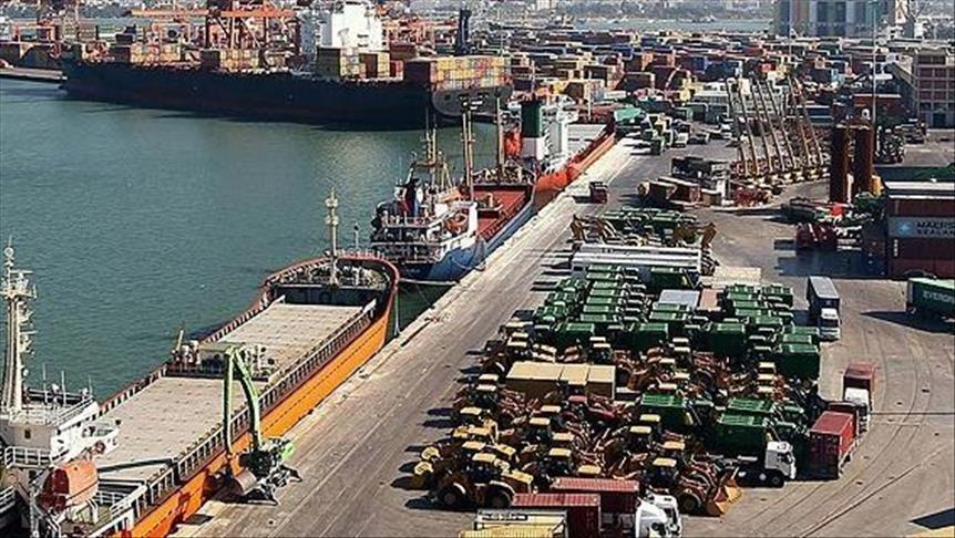 Turkish exports increase in 2017