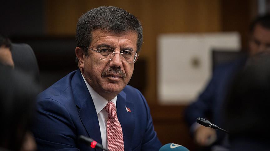 Turkish firms offer EU access to new markets: Minister