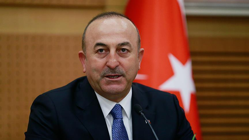 Turkish FM: Cyprus reunification talks fail in Swiss Alps