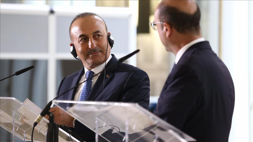 Turkish FM says it is time for EU to decide on Turkey