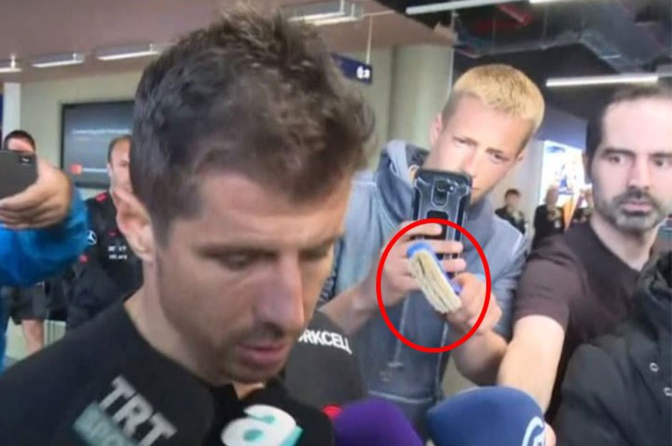 """Turkish footballers face """"disrespectful"""" treatment at Iceland airport"""
