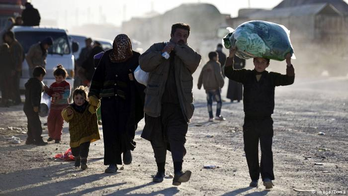 Turkish government stops relocating Syrians to Istanbul