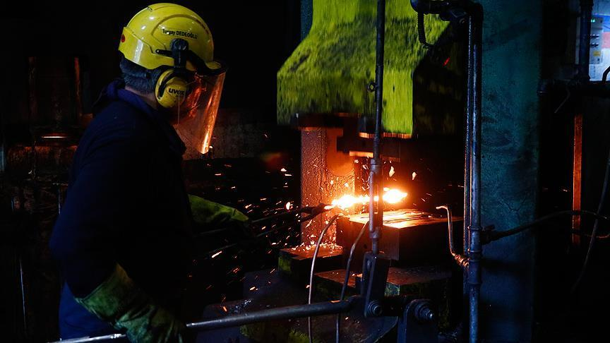 Turkish industrial output rises in November