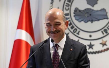 """Turkish interior minister threatens to """"ruin"""" opposition Istanbul mayor"""