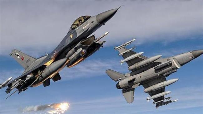 Turkish jets bomb PKK shelters in Iraq
