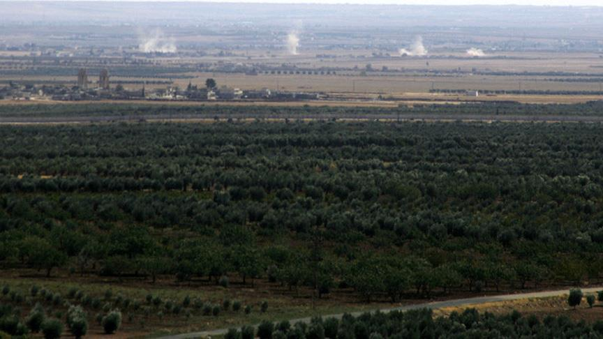 Turkish jets destroy dozens of Daesh targets in Syria