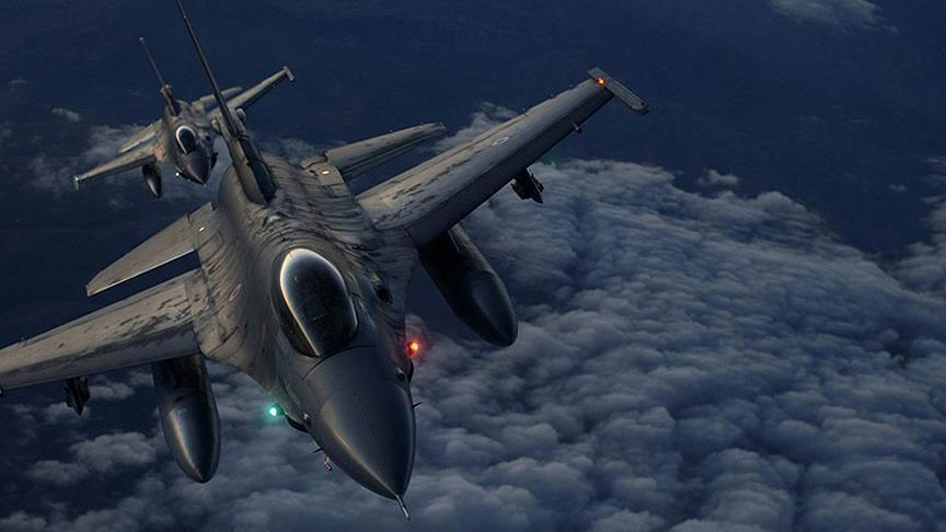 Turkish jets hit PKK targets in northern Iraq