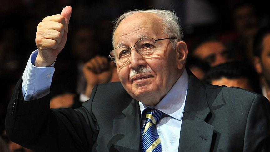 Turkish leaders commemorate late statesman Necmettin Erbakan