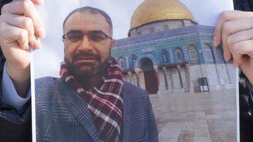 Turkish lecturer released from Israeli detention