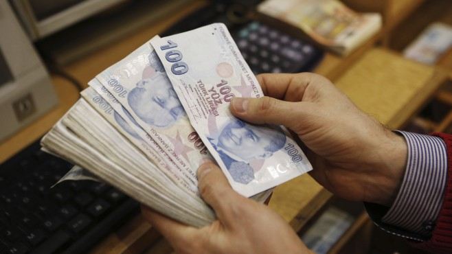 Turkish Lira hits record low against dollar on political worries