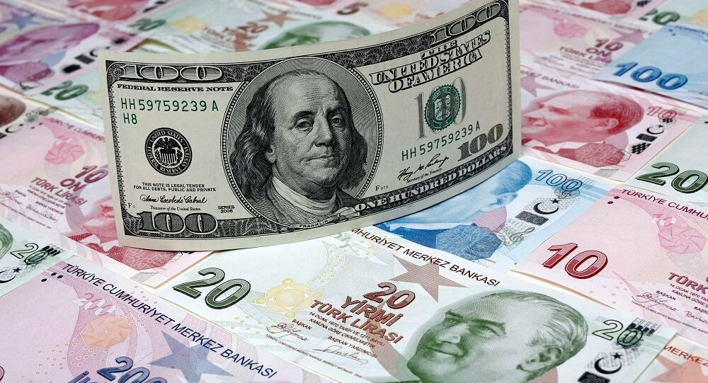 Turkish lira plunges 15% to near record lows