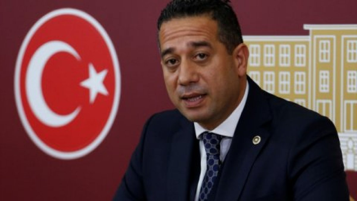 Turkish main opposition MP under investigation for criticizing military factory's sale to Qatar