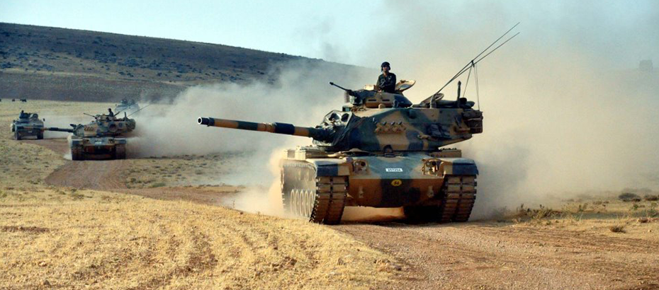 Turkish Military: 47 Daesh terrorists killed in Syria