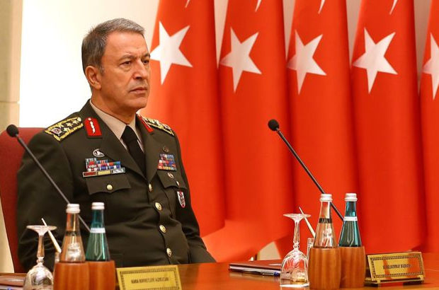 Turkish Military chief Akar visits US