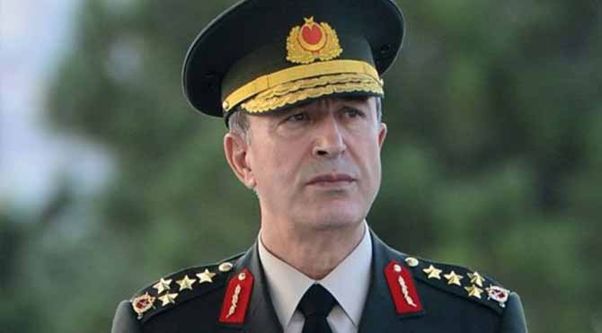 Turkish military chief heads to Russia