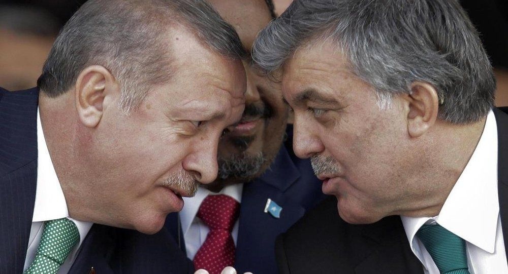 Turkish minister's daughter wedding could bring Erdoğan and Gül together