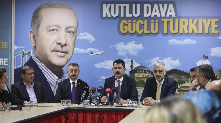 Turkish ministers make propaganda for local elections