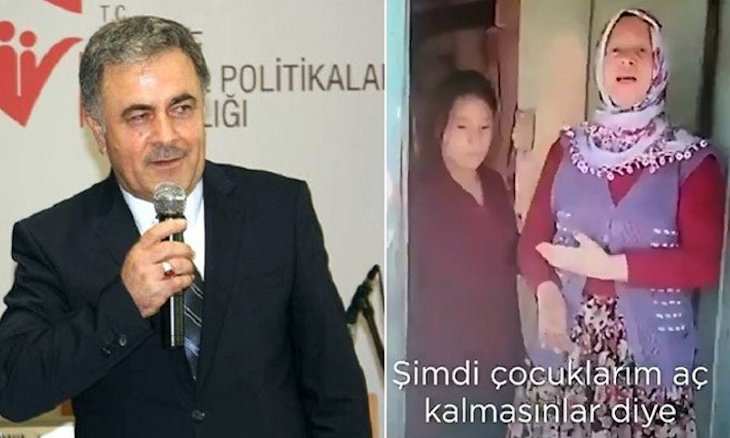 Turkish ministry official sacked after telling woman suffering from poverty to die on Twitter