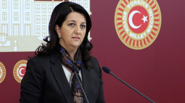 Turkish opposition MP Pervin Buldan testifies in Istanbul