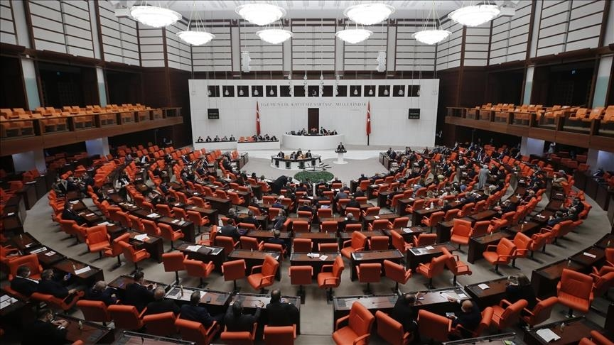 Turkish Parliament approves 2021 budget amid criticism from opposition parties