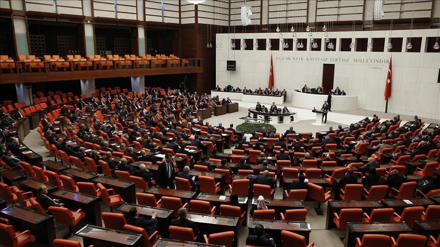 Turkish parliament ratifies country's 2019 budget