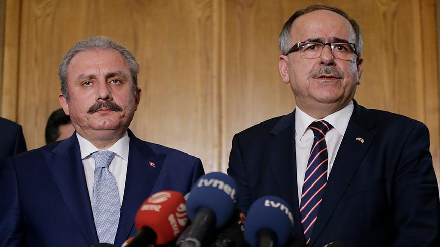 Turkish parties submit bill to allow electoral alliance