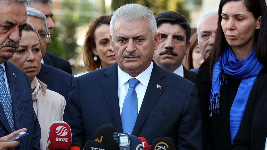 Turkish PM : Operation Euphrates Shield to continue
