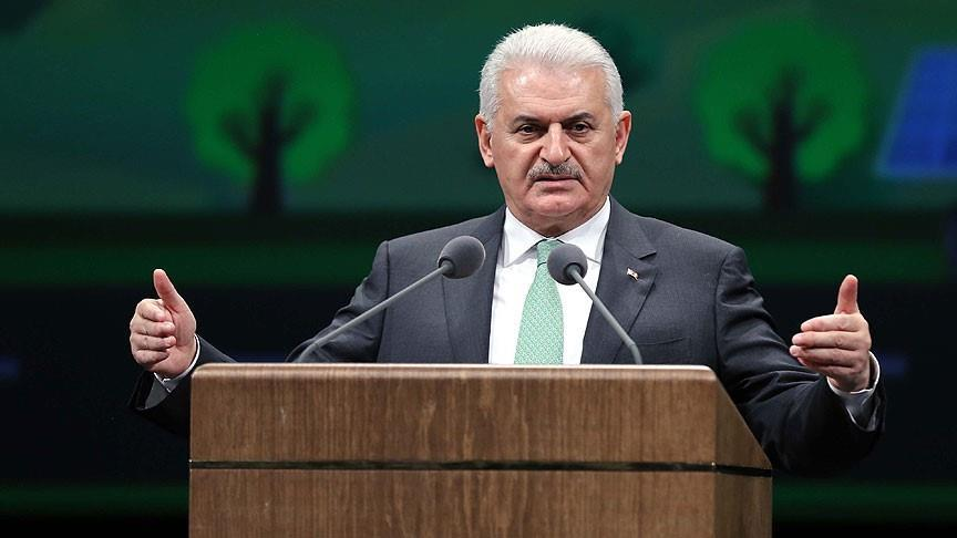 Turkish PM Yildirim: Only Turkey truly fights against Daesh