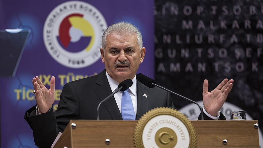 Turkish PM Yıldırım: Turkish military presence in Bashiqa 'to continue'