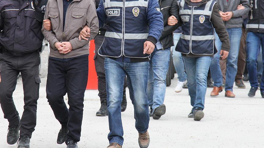 Turkish police detain dozens of FETO suspects