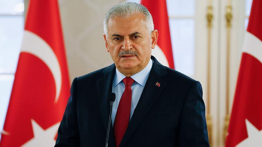 Turkish premier meets Bulgaria counterpart, Qatari emir