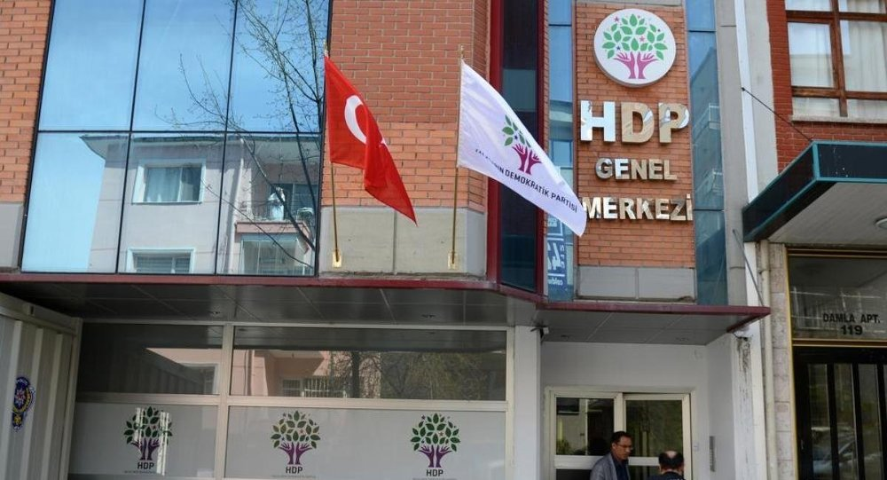 Turkish prosecutor seeks closure of opposition HDP