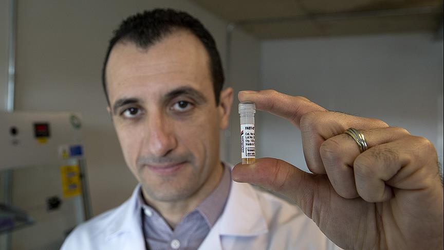 Turkish scientist develops 'quick' DNA profiling kit
