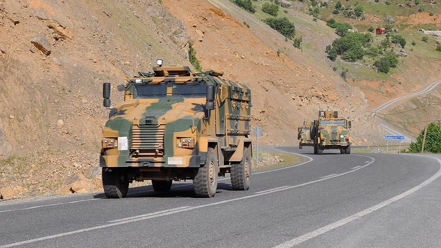 Turkish soldier martyred in IED attack near Iraq border