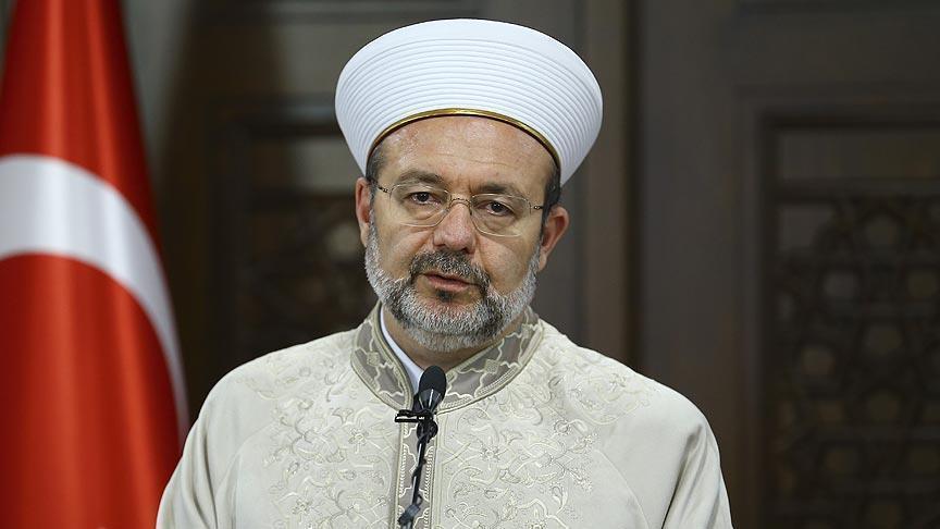 Turkish top cleric meets Pakistani PM
