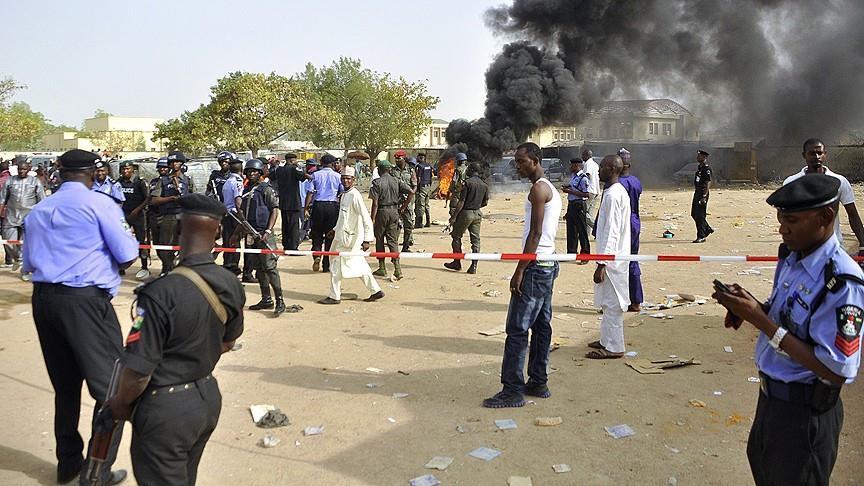 Twin explosions hit Nigerian Maiduguri univ. campus
