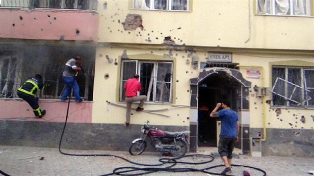 Two children died in PKK bomb attack