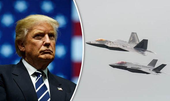 U.S. will not sell F-35 jets to Turkey - Trump