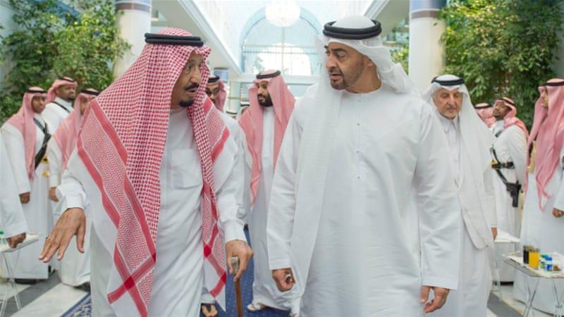 UAE, Saudi Arabia forming new economic group