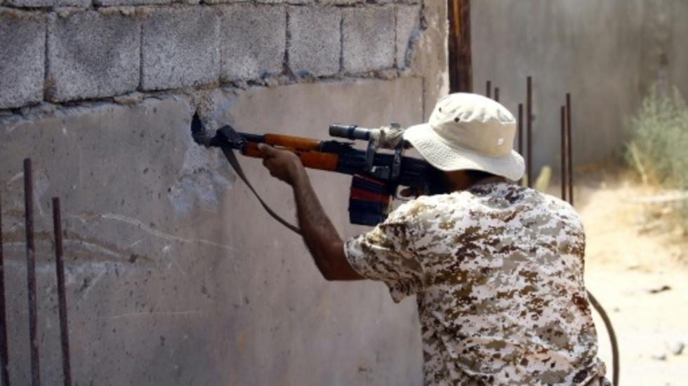 UAE, Sudan, Jordan, 'break arms embargo to back Haftar'