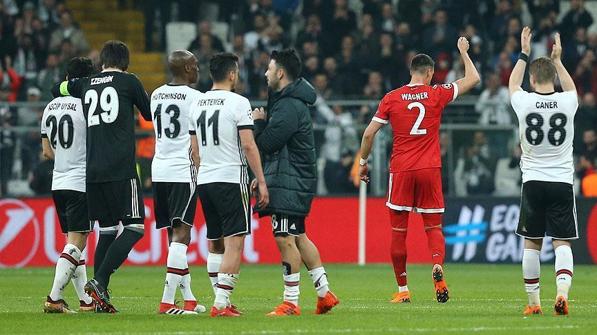 UEFA opens disciplinary case against Besiktas