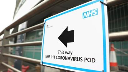 UK coronavirus deaths jump by record 563 in a day